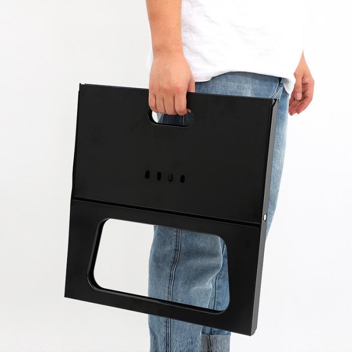 Gratar portabil, pliabil, X-Type BBQ Barbeque [8]