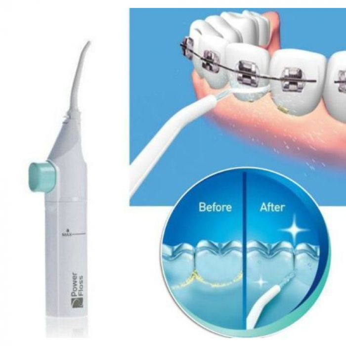 Irigator bucal pentru curatare dentara Power Floss [3]