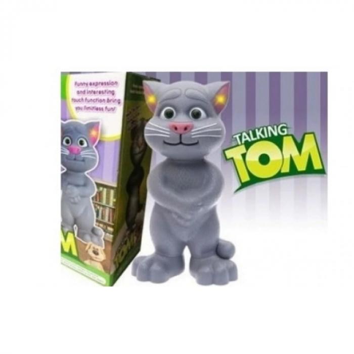 Jucarie Talking Tom interactiva, 20 cm [3]