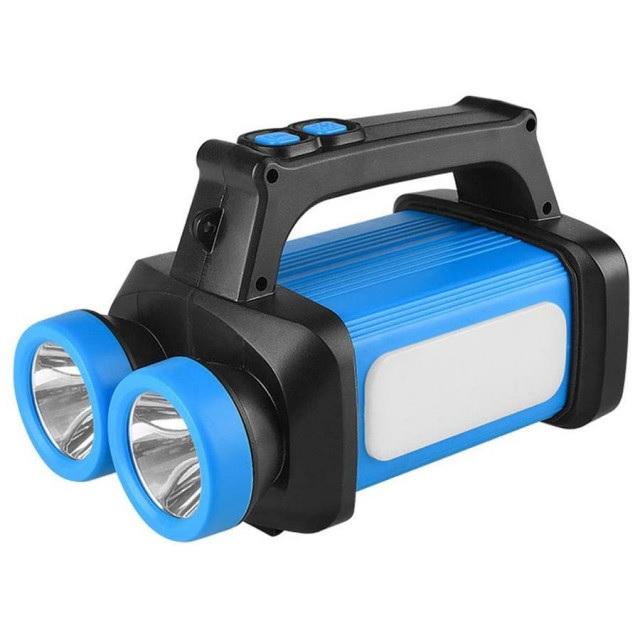 Lanterna dubla HX-8802A, portabila [0]