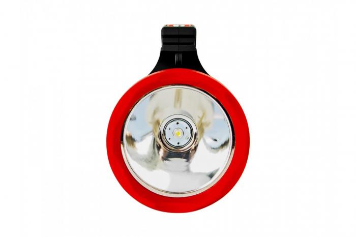 Lanterna profesionala, raza 500M, model YJ-2886, cu acumulator [7]