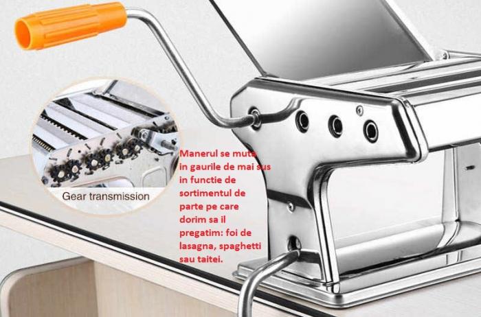 Masina manuala de facut paste [3]