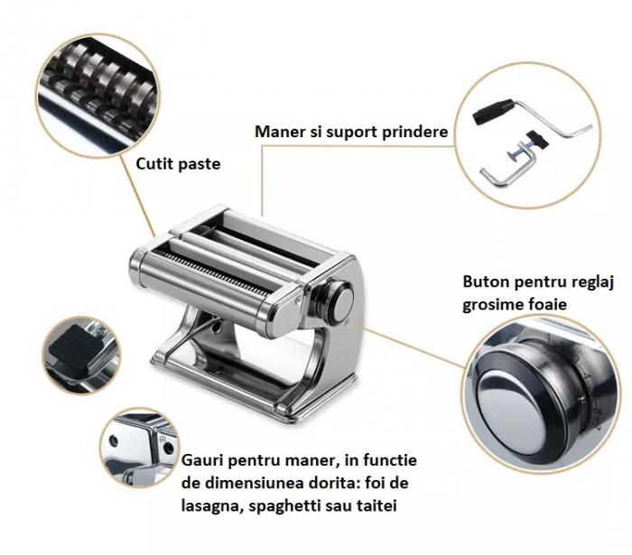 Masina manuala de facut paste [1]