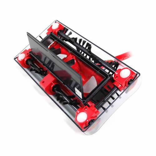 Matura Rotativa Electrica Swivel Sweeper G6 [2]