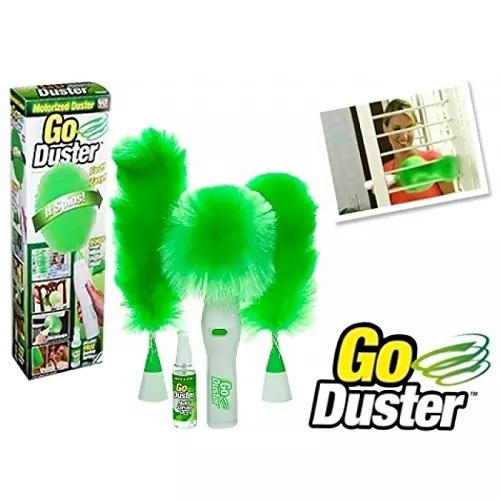 Pamatuf curatare praf electric Go Duster [0]