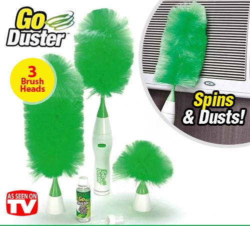Pamatuf curatare praf electric Go Duster [1]