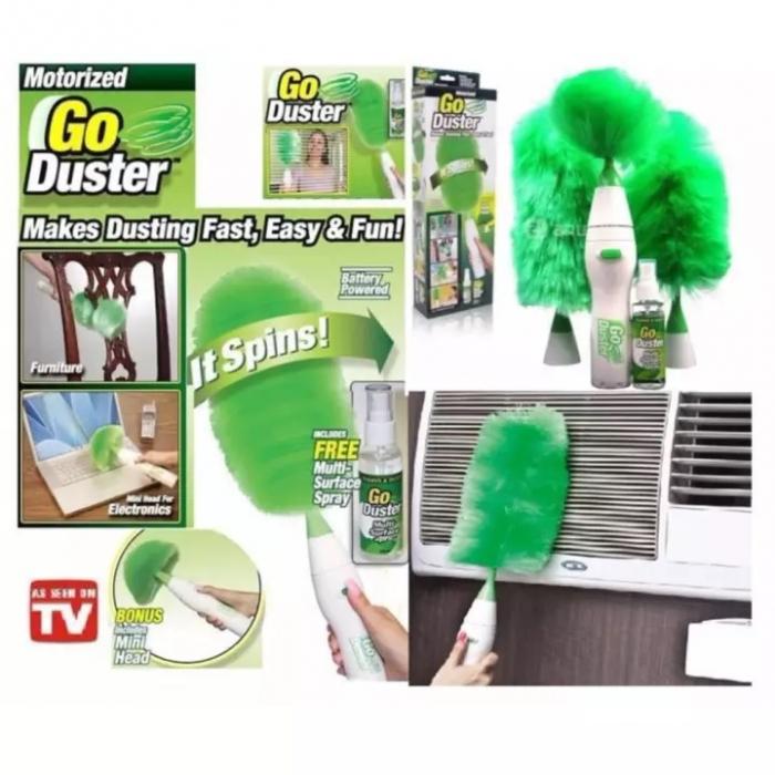 Pamatuf curatare praf electric Go Duster [3]