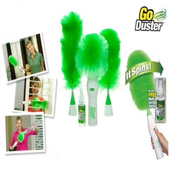 Pamatuf curatare praf electric Go Duster [4]