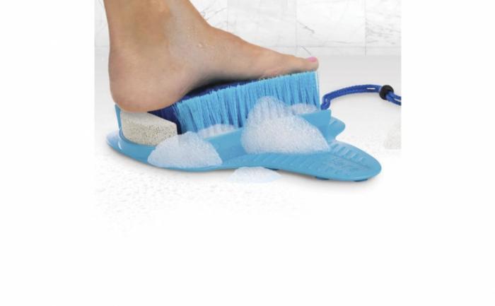 Perie cu piatra pentru picioare Fresh Feet [1]
