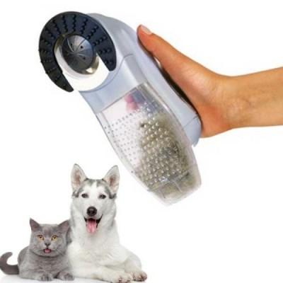 Peria cu vacuum pentru parul de animale, Shed Pal [1]