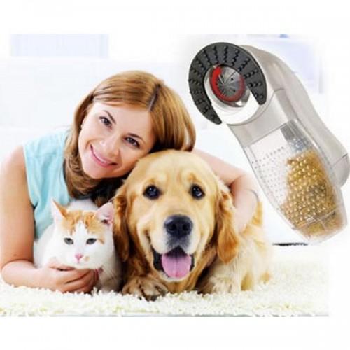 Peria cu vacuum pentru parul de animale, Shed Pal [3]