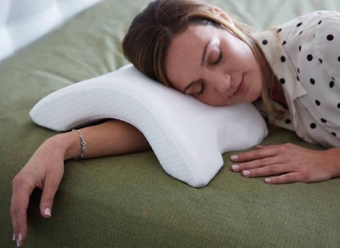 Perna din spuma cu memorie Memory Pillow [1]
