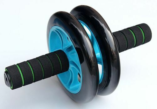 Roata dubla tonifiere abdomen Ab-wheel Rollout [3]