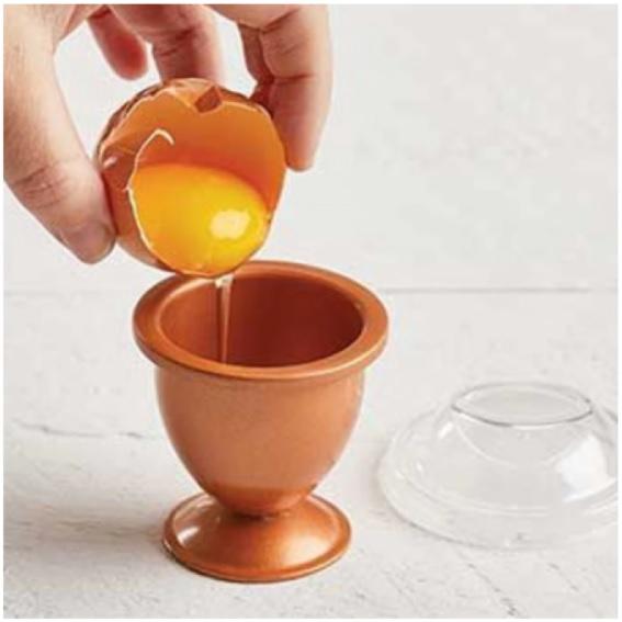 Set 4 forme pentru fiert oua fara coaja,Chopper egg XL [1]