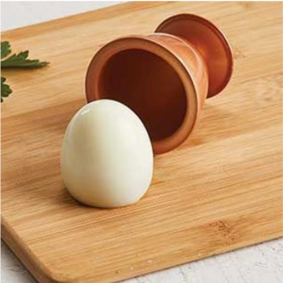 Set 4 forme pentru fiert oua fara coaja,Chopper egg XL [2]