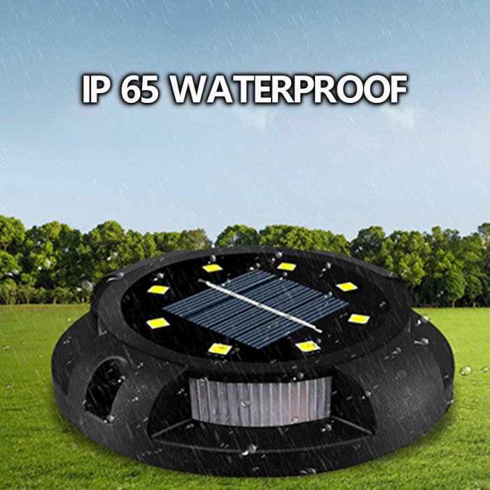 Set 4 lampi solare exterior incorporabile sau aplicabile, terasa sau gradina [5]