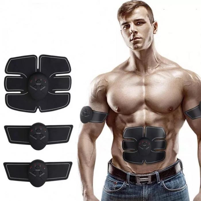 Stimulator Muscular Electric, EMS, Slabit si pus masa musculara, Brate si abdomen [0]