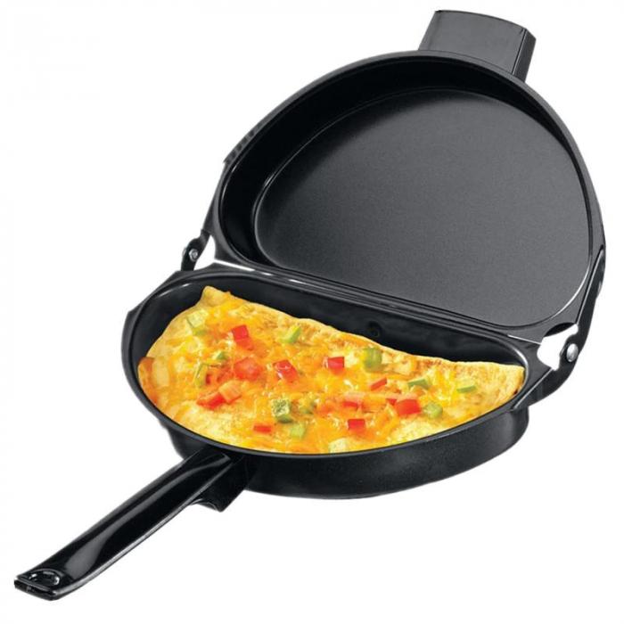 Tigaie pentru omleta Folding Pan, strat antiaderent [1]