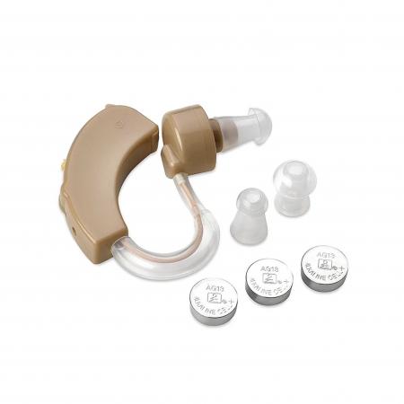 Amplificator auditiv cyber sonic cu baterii [1]