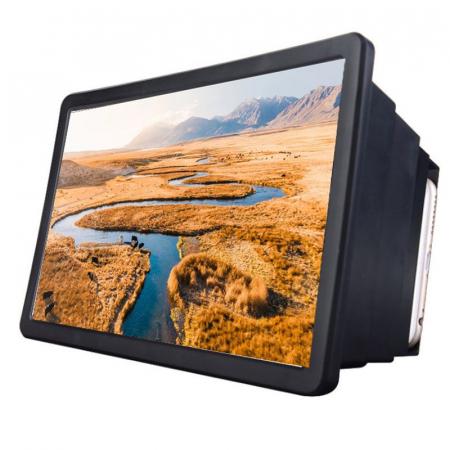 Amplificator de imagine, lupa 3D pentru ecranul telefonului [1]