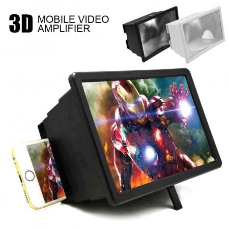 Amplificator de imagine, lupa 3D pentru ecranul telefonului [3]