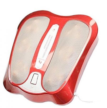 Aparat de masaj pentru picioare cu infrarosu, incalzire si bile Pinxin [0]