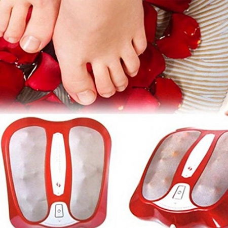 Aparat de masaj pentru picioare cu infrarosu, incalzire si bile Pinxin [6]