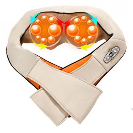 Aparat pentru masaj umeri si gat Massager of Neck Kneading, cu infrarosu [1]