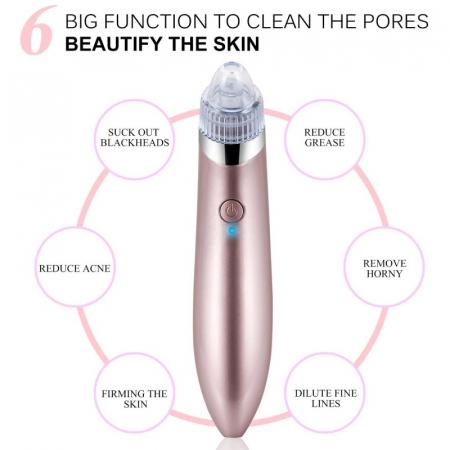 Aparat Vacuum Presure Cleaner,curatare ten,acnee,pori,puncte negre [1]