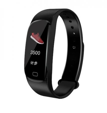 Bratara Fitness M5, monitorizare activitati sanatate, somn, puls, oxigen, ritm cardiac [2]