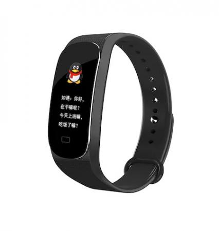 Bratara Fitness M5, monitorizare activitati sanatate, somn, puls, oxigen, ritm cardiac [4]