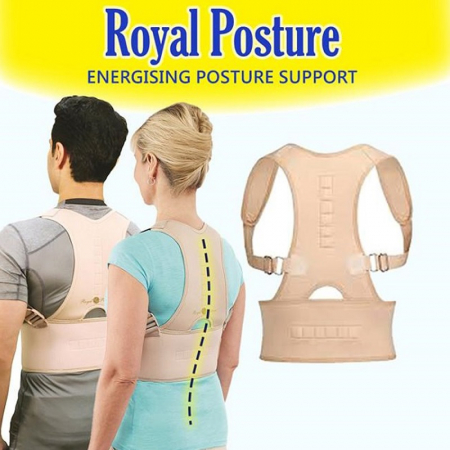 Centura pentru corectarea posturii Royal Posture [9]