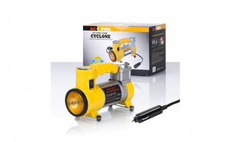 Compresor auto pentru autovehicule, Cyclone, 12 V, 35 L/Min, 150 PSI [0]