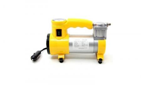 Compresor auto pentru autovehicule, Cyclone, 12 V, 35 L/Min, 150 PSI [4]