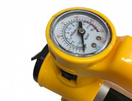 Compresor auto pentru autovehicule, Cyclone, 12 V, 35 L/Min, 150 PSI [7]