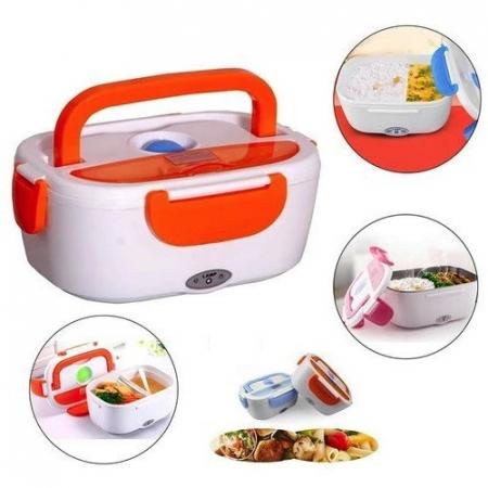 Caserola electrica pentru pranz, caserola cu preincalzire, Electric Lunchbox [5]