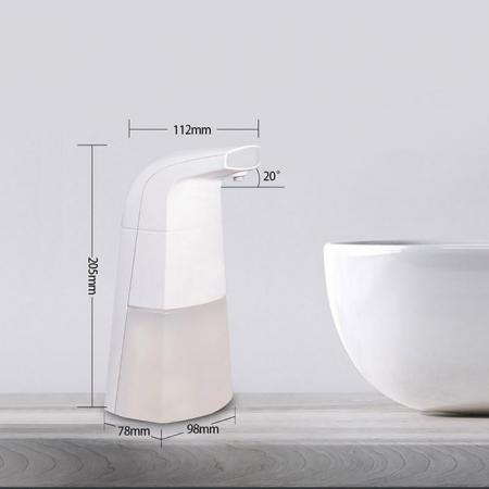 Dozator cu senzor automat de sapun cu spuma, 300ml [5]