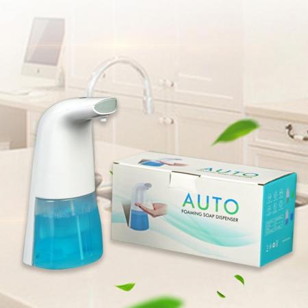 Dozator cu senzor automat de sapun cu spuma, 300ml [7]