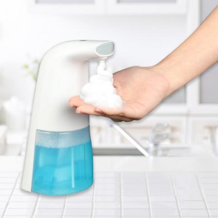 Dozator cu senzor automat de sapun cu spuma, 300ml [0]