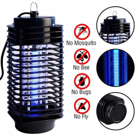 Felinar electric UV impotriva insectelor, Mosquito Killer [2]