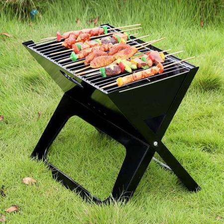 Gratar portabil, pliabil, X-Type BBQ Barbeque [1]