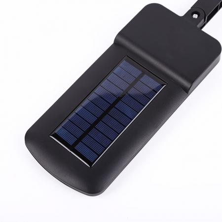 Lampa solara 6 celule, 120 LED-uri COB, cu telecomanda, 30 W [5]