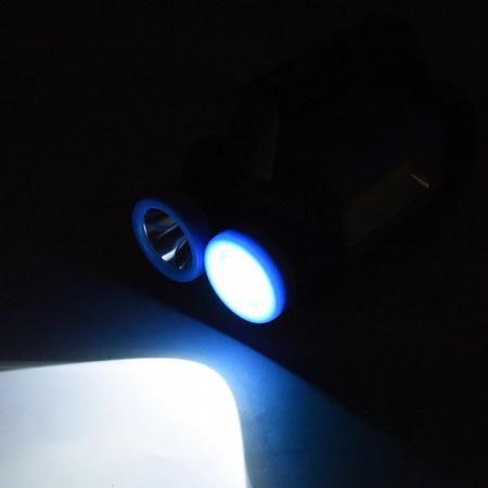 Lanterna dubla HX-8802A, portabila [5]