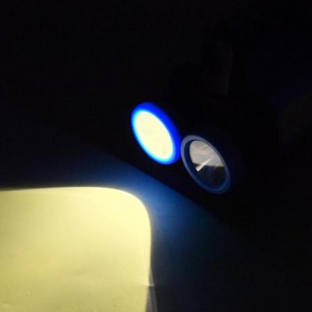 Lanterna dubla HX-8802A, portabila [6]