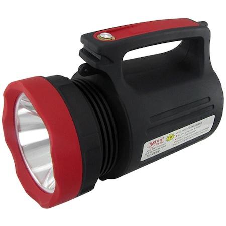 Lanterna profesionala, raza 500M, model YJ-2886, cu acumulator [1]