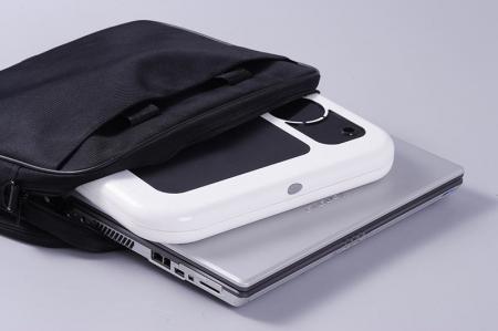 Masa laptop E-Table cu 2 ventilatoare si picioare pliabile [5]