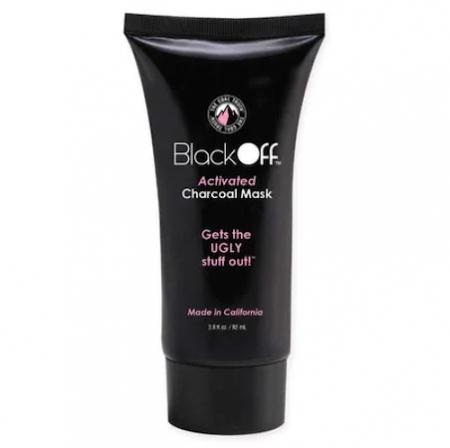 Masca neagra puncte negre BlackMask BlackOff 82 ml carbune de bambus [1]