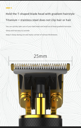Masina tuns profesionala VGR pentru contur [11]