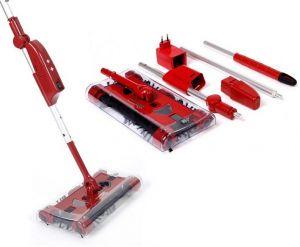 Matura Rotativa Electrica Swivel Sweeper G6 [5]