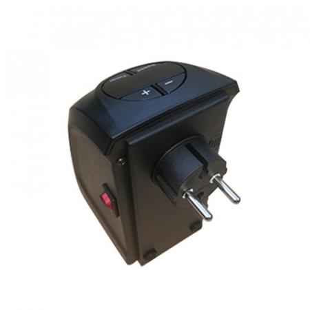 Mini aeroterma electrica digitala cu led-uri Handy Heater 400W [3]